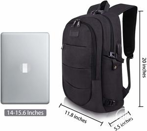 Travel Laptop Backpack Water Resistant Anti-theft Bag With U   Bags for sale in Lagos State, Lekki