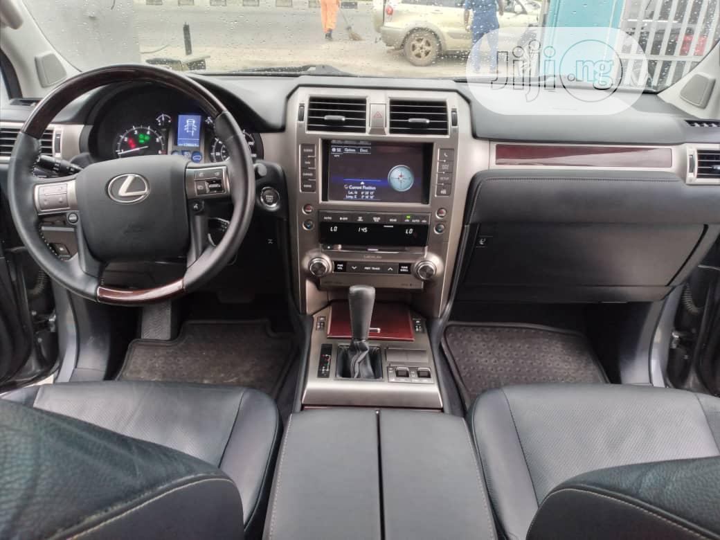 Archive: Lexus GX 2016 Gray