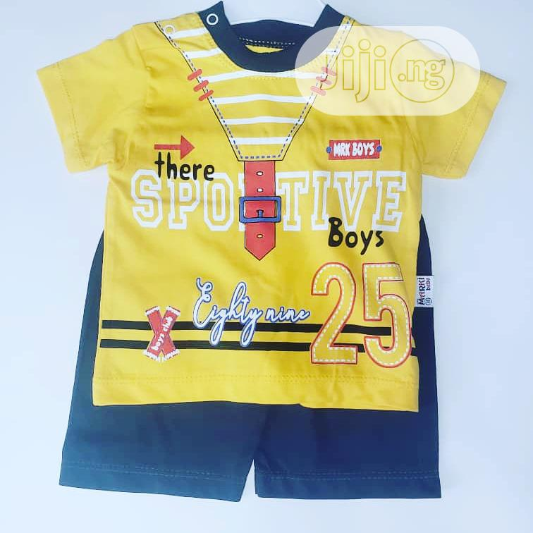 Baby Boy Set | Children's Clothing for sale in Yaba, Lagos State, Nigeria