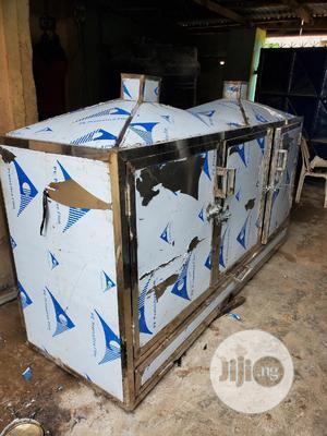 Fish Stainless Smoking Kiln 500kg Capacity | Farm Machinery & Equipment for sale in Borno State, Maiduguri