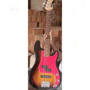 Professional 4 Strings Bass Guitar - With Bag & Belt | Musical Instruments & Gear for sale in Lagos State, Lagos Island (Eko)