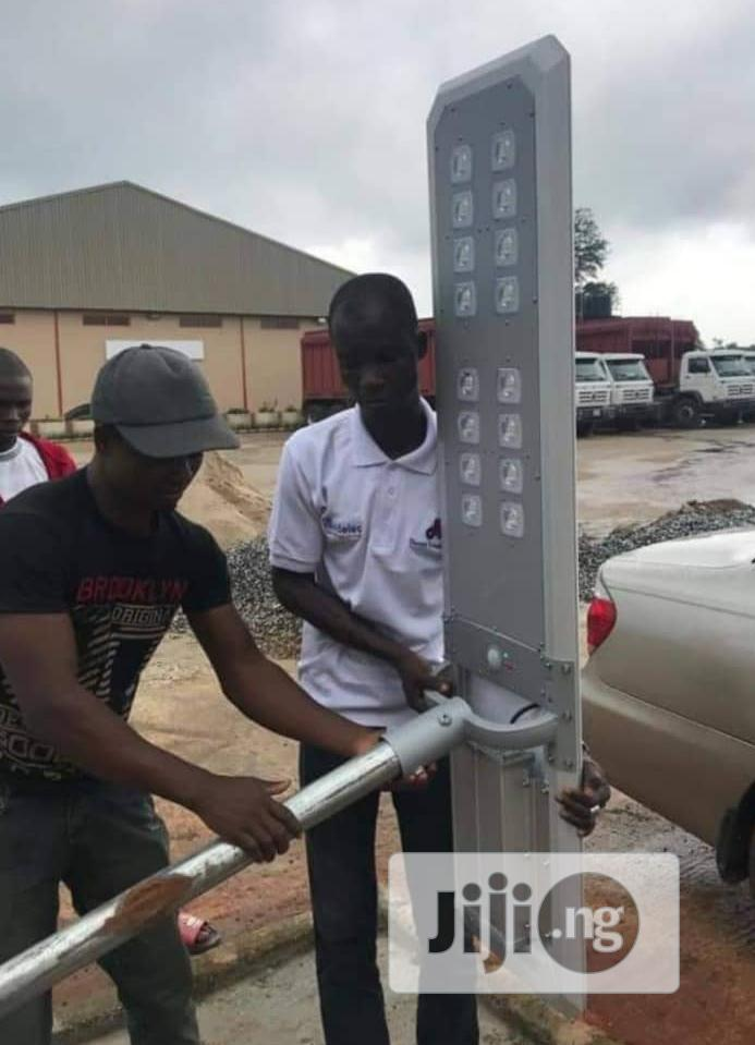 160watts All in One Solar Street Light Available | Solar Energy for sale in Ikeja, Lagos State, Nigeria
