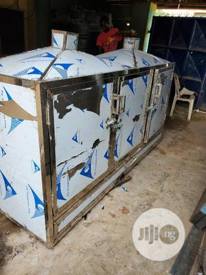 Fish Exporter Smoking Kiln For Fish   Industrial Ovens for sale in Lagos State, Magodo