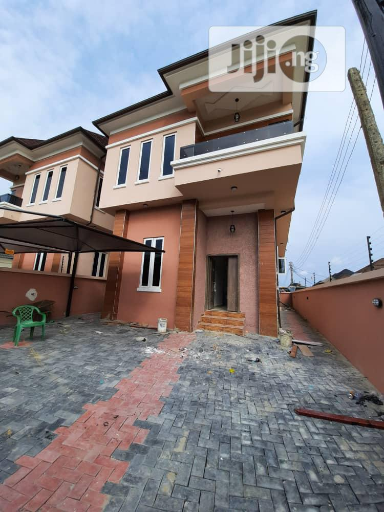 A Standard 4 Bedroom Duplex For Sale