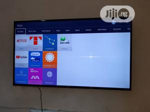 Samsung 50 Inches Smart Tv   TV & DVD Equipment for sale in Lagos State, Ojo