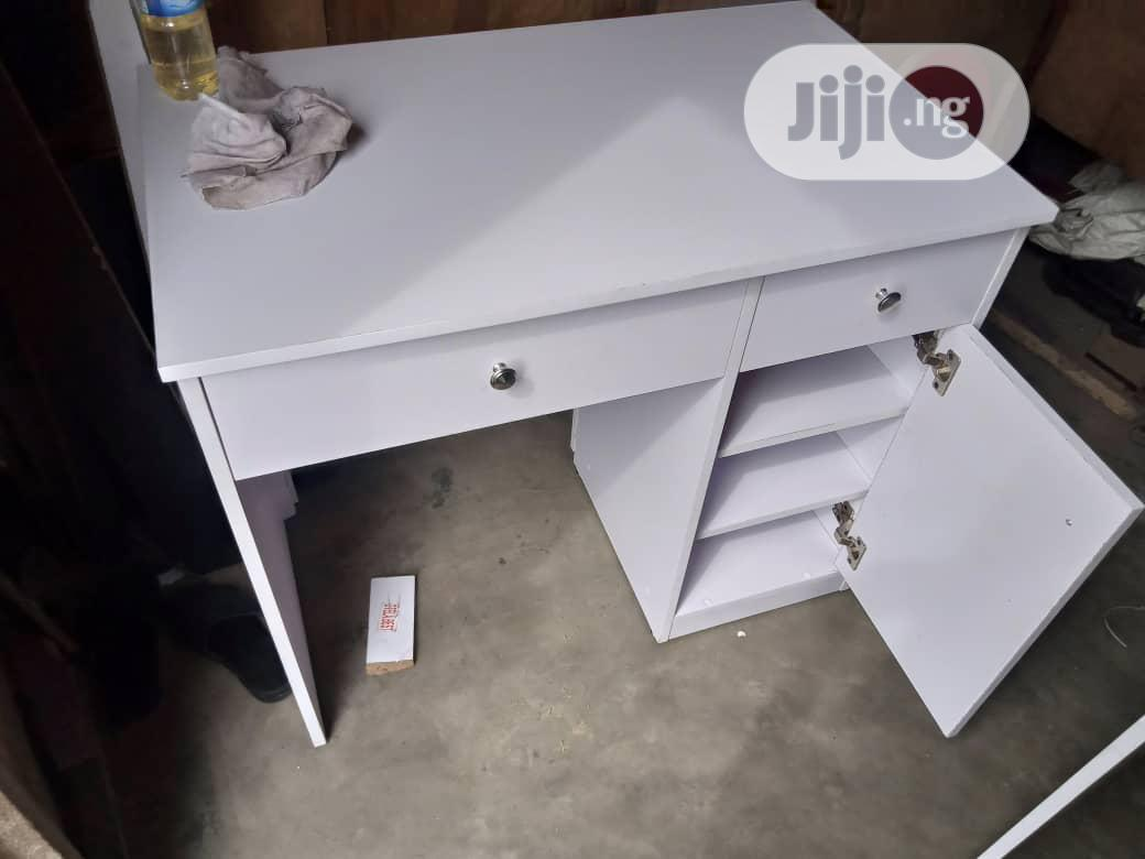 Archive: Office Table (White)