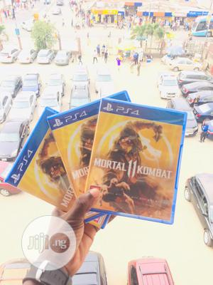 Ps4 Mk11 Games Cds   Video Games for sale in Lagos State, Ikeja