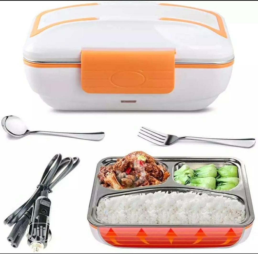 Car Electric Lunch Box
