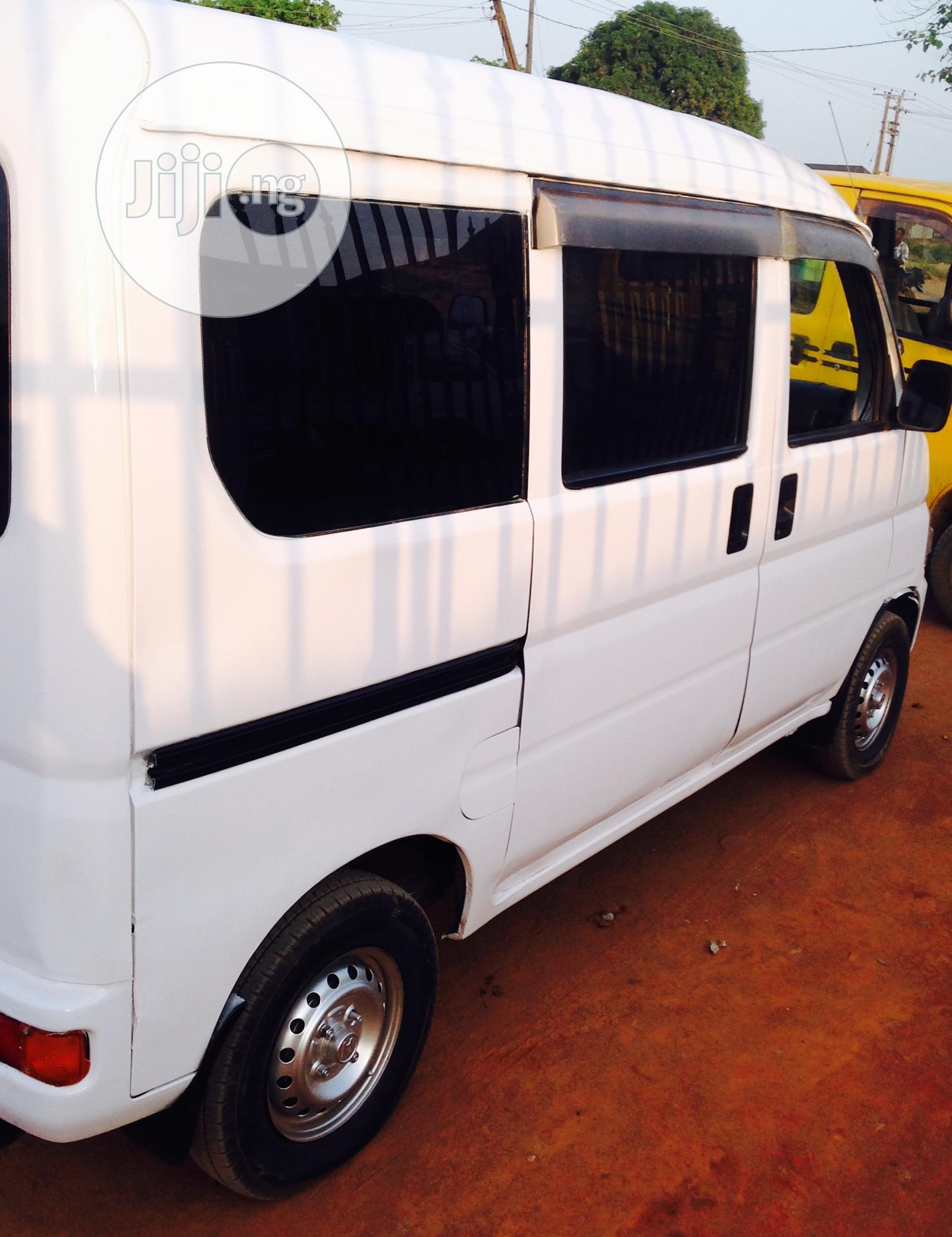 Honda Acty 2005 White | Cars for sale in Ikorodu, Lagos State, Nigeria