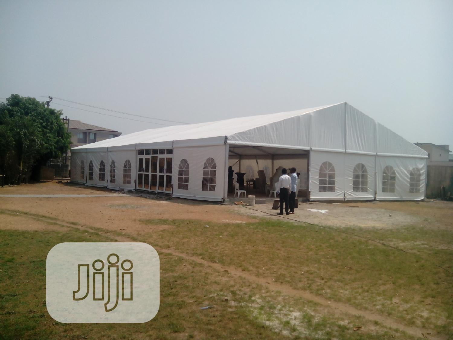Marquee Tent Available In Stock