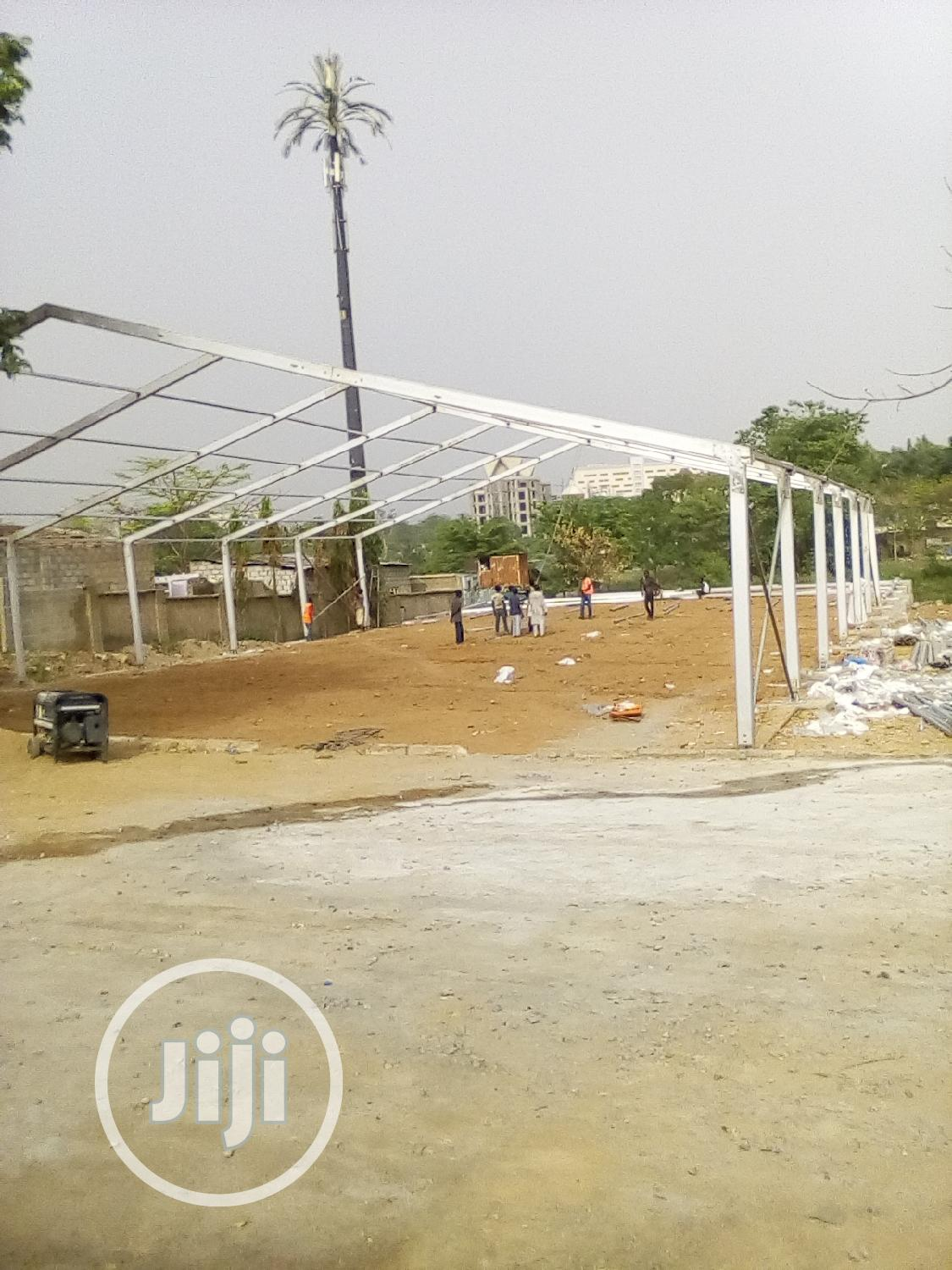 Marquee Tent Available In Stock | Camping Gear for sale in Orile, Lagos State, Nigeria