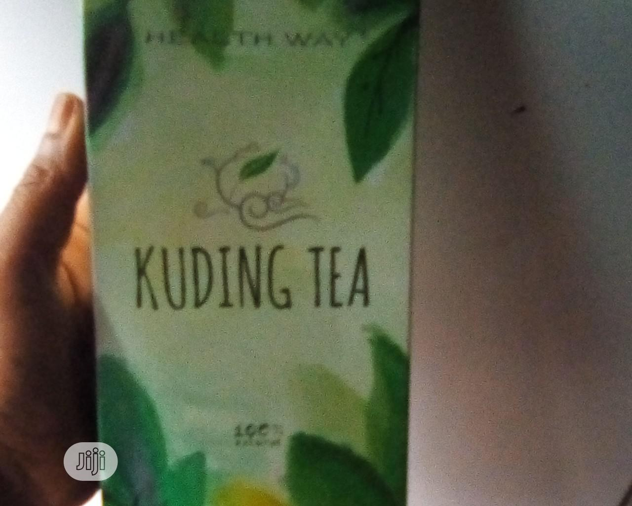 NORLAND Kuding Tea Natural Anti Oxidants