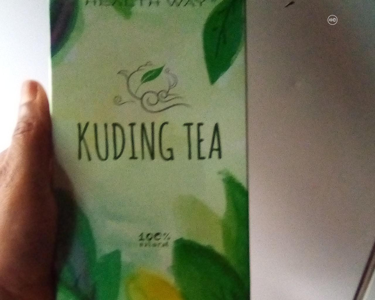 NORLAND Kuding Tea Natural Anti Oxidants | Vitamins & Supplements for sale in Ojodu, Lagos State, Nigeria
