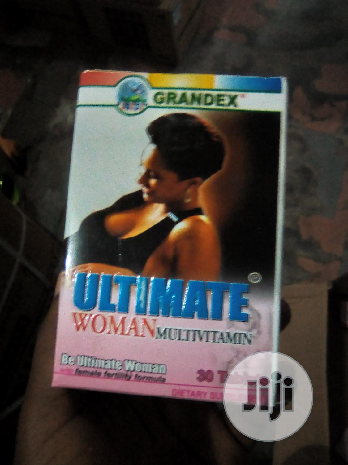 Archive: Ultimate Woman
