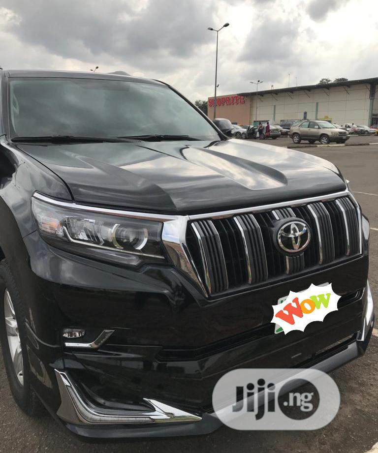 Toyota Land Cruiser Prado 2017 Black | Cars for sale in Enugu / Enugu, Enugu State, Nigeria