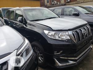 New Toyota Land Cruiser Prado 2019 Black   Cars for sale in Lagos State, Surulere