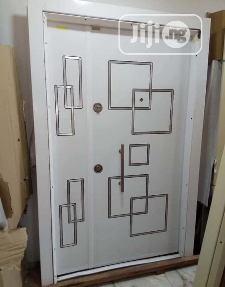 Turkey Luxury Special Security Door
