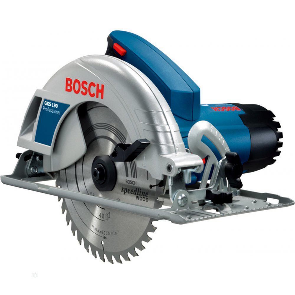 Professional Circular Saw Machine (GKS 190) -bosch
