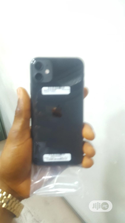 Apple iPhone 11 64 GB Black | Mobile Phones for sale in Ikeja, Lagos State, Nigeria