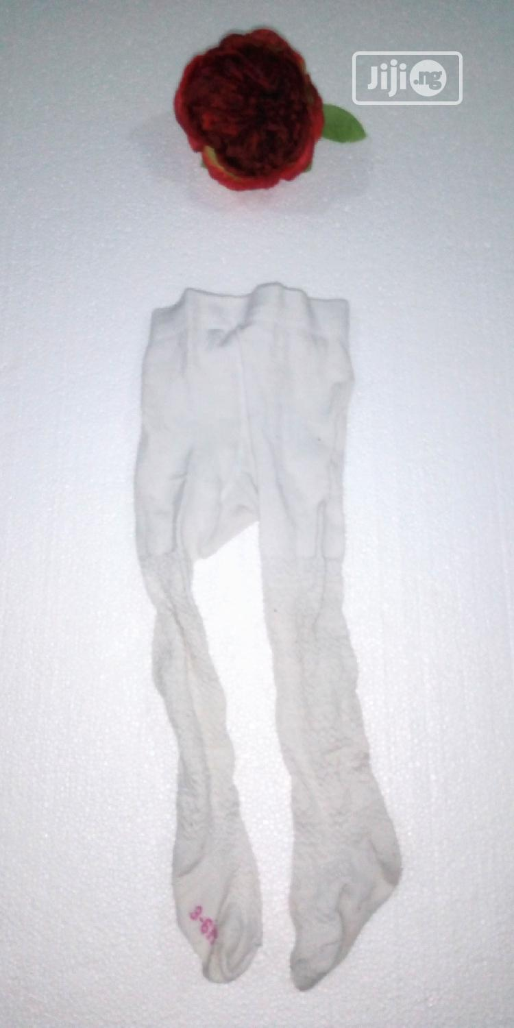 Archive: Different Thrift Panty Hose 3-6m