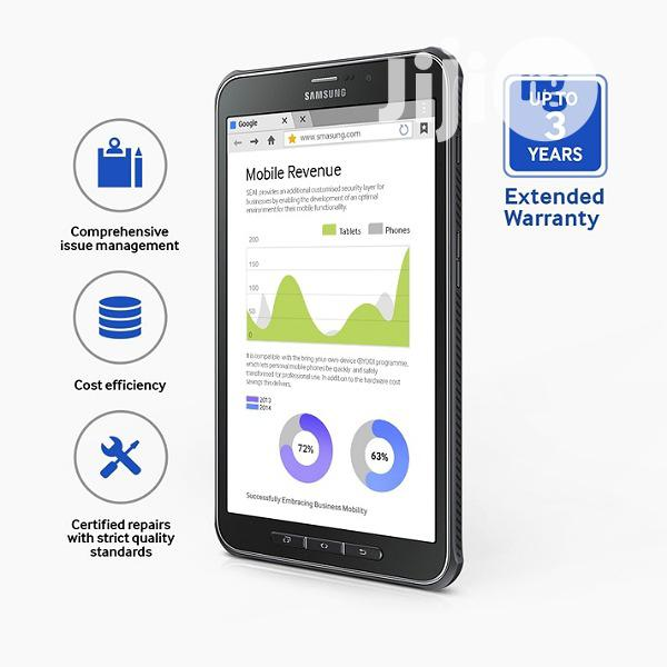 New Samsung Galaxy Tab Active 16 GB Black | Tablets for sale in Ikeja, Lagos State, Nigeria