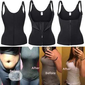 Corset Waist Trainer With Zipper   Clothing Accessories for sale in Lagos State, Ipaja