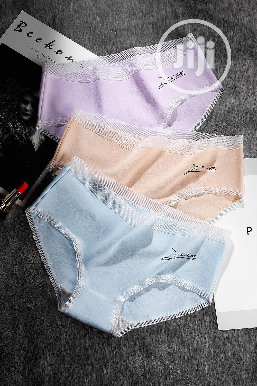 Archive: Ladies Cotton Panties