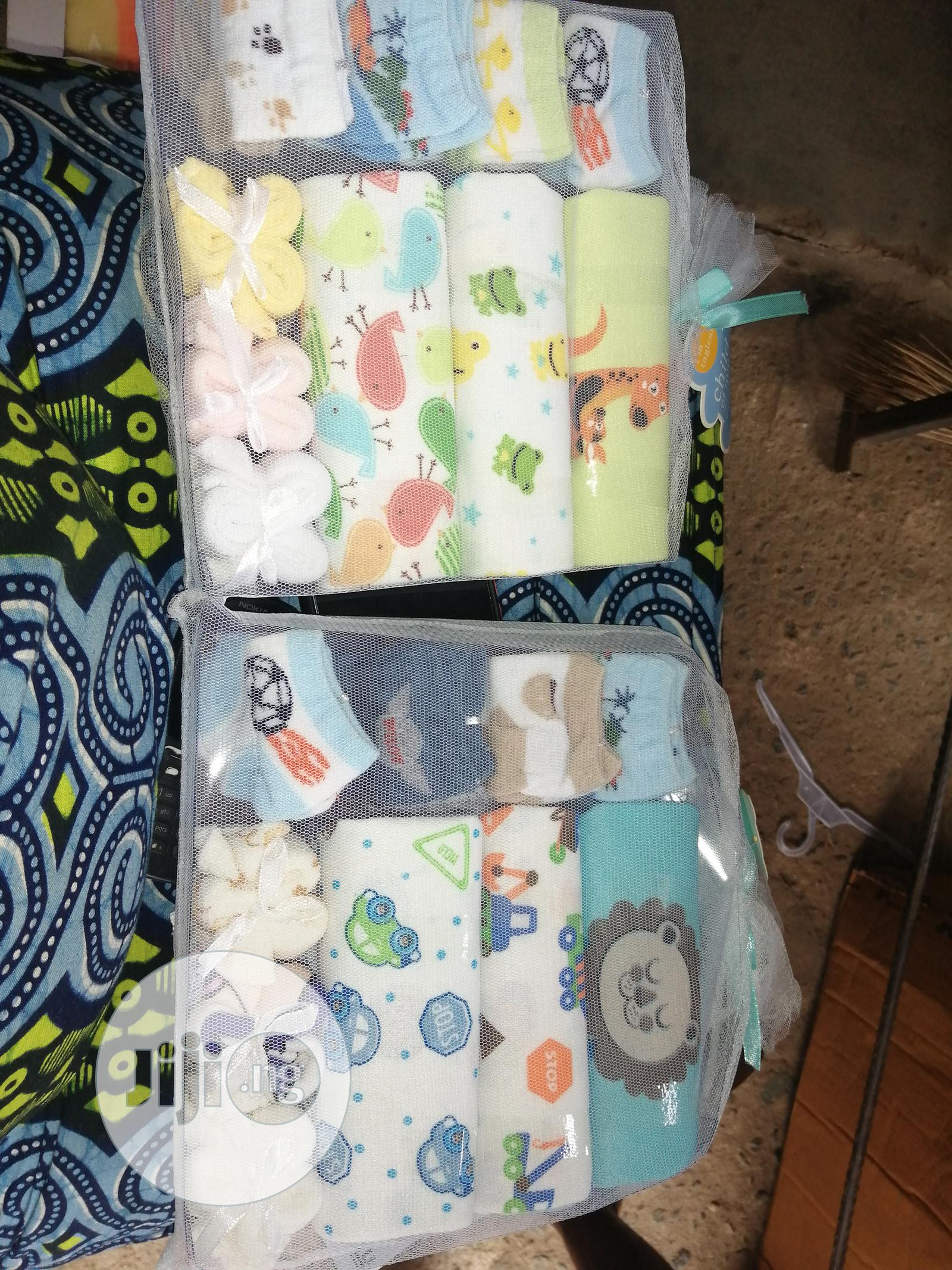 10 In 1 Baby Body Suits Clothes