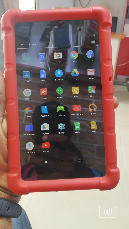 Asus Google Nexus 7 16 GB Black   Tablets for sale in Ikeja, Lagos State, Nigeria