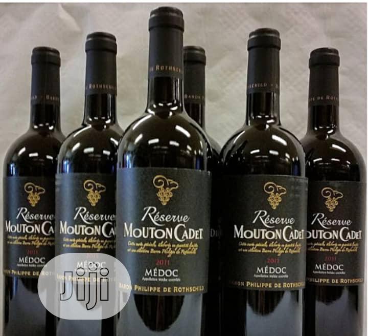 Mouton Cadet Bordeaux Red Wine