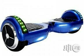 Smart Hoverboard With Disco Light, Led Light   Sports Equipment for sale in Lagos State, Ikeja