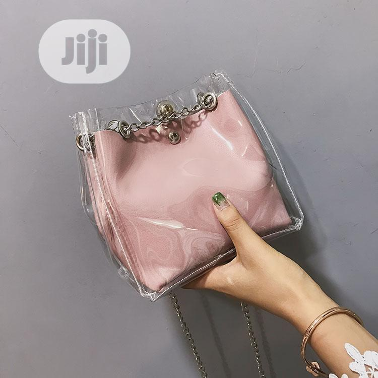 Transparent Jelly Bags(Free Shipping)