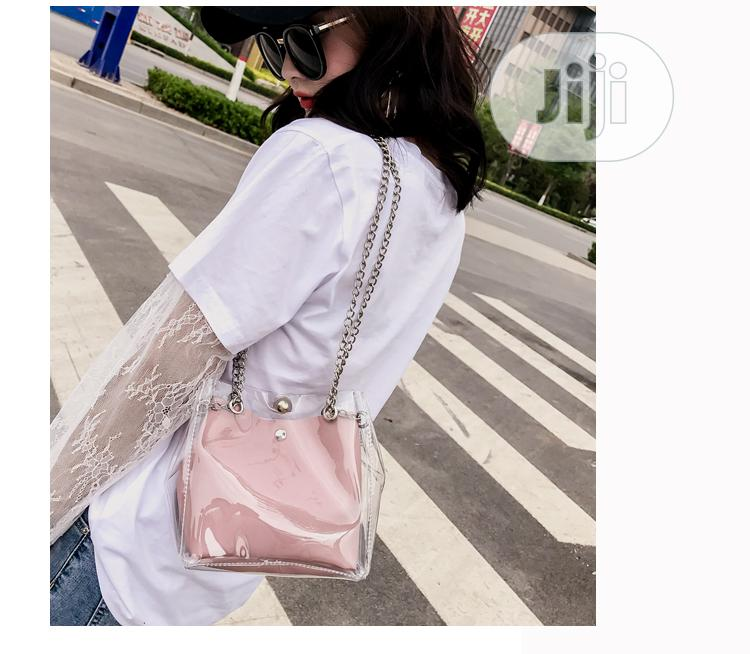 Transparent Jelly Bags(Free Shipping) | Bags for sale in Ido, Oyo State, Nigeria