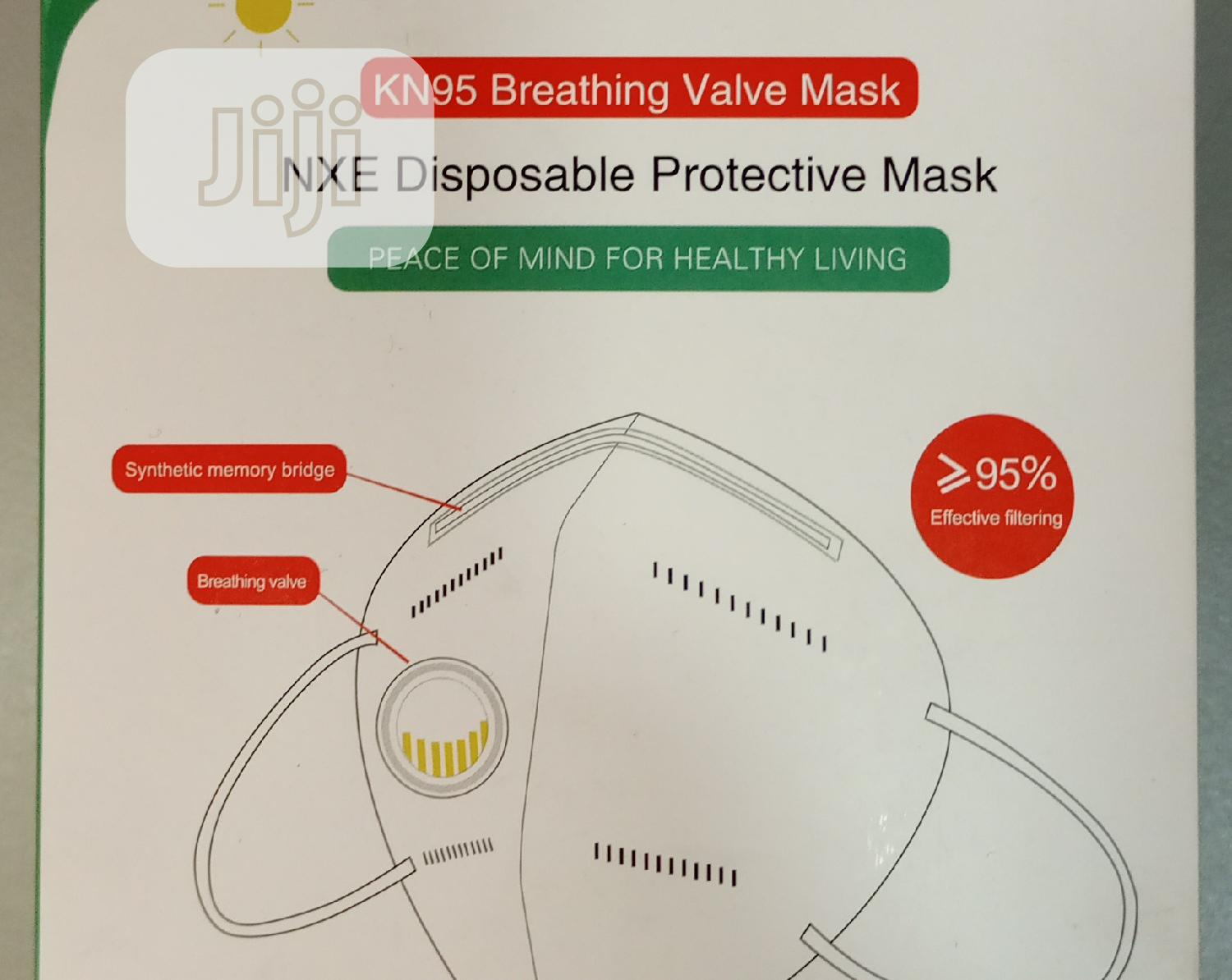 Archive: KN95 Facemask ( A Box 10 Pieces)