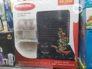 Eurosonic Four Burner Gas Stove   Kitchen Appliances for sale in Lagos State, Lagos Island (Eko)
