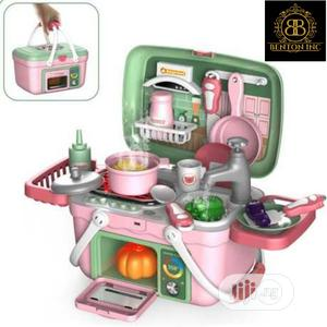 Toy Kitchen In A Box | Toys for sale in Lagos State, Lekki