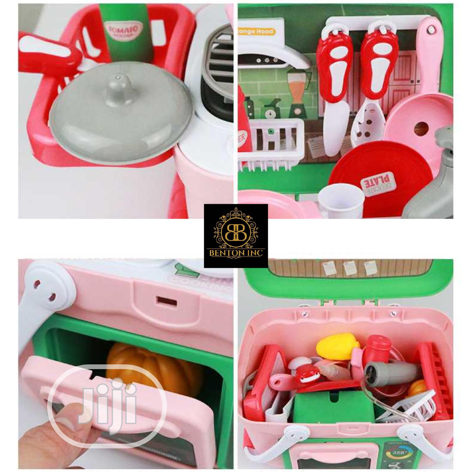 Toy Kitchen In A Box | Toys for sale in Lekki, Lagos State, Nigeria