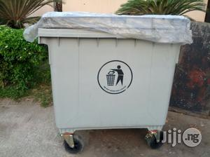1100 Litres Mammoth Waste Bins With 4 Wheels And Cover   Home Accessories for sale in Lagos State, Ikeja