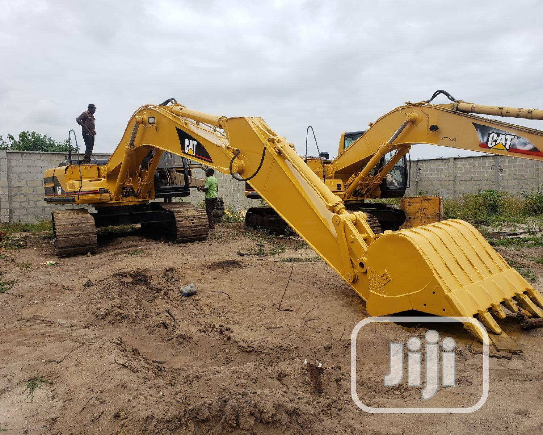 Archive: Caterpillar Excavator 325bl