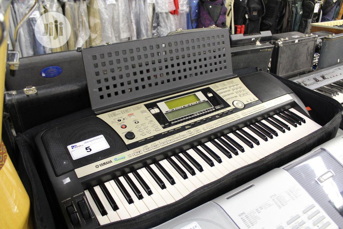 Archive: Used Yamaha Psr 740 Workstation Keyboard