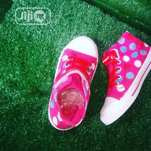 Pink Canvas So Beautiful   Children's Shoes for sale in Abuja (FCT) State, Wuse