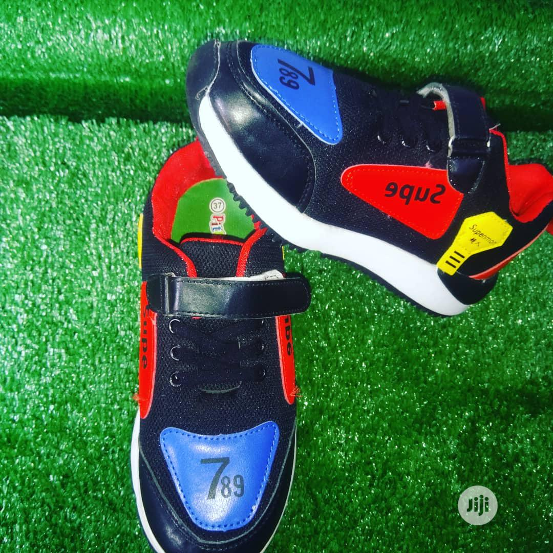 Cool and Beautiful Canvas   Children's Shoes for sale in Wuse, Abuja (FCT) State, Nigeria