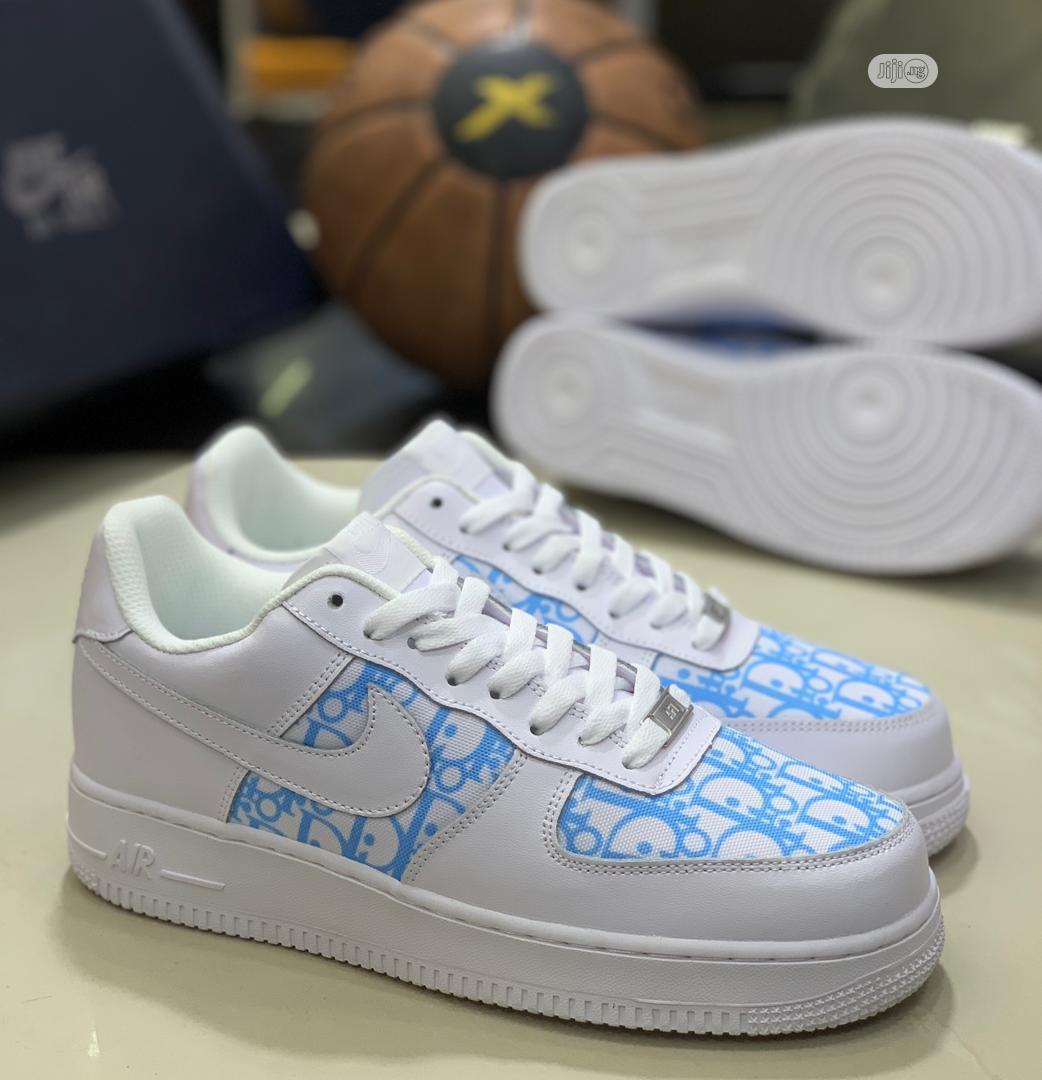 Dior X Nike Air Sneakers Original in