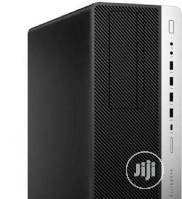 New Desktop Computer HP EliteDesk 800 8GB Intel Core i7 HDD 1T | Laptops & Computers for sale in Ikeja, Lagos State, Nigeria