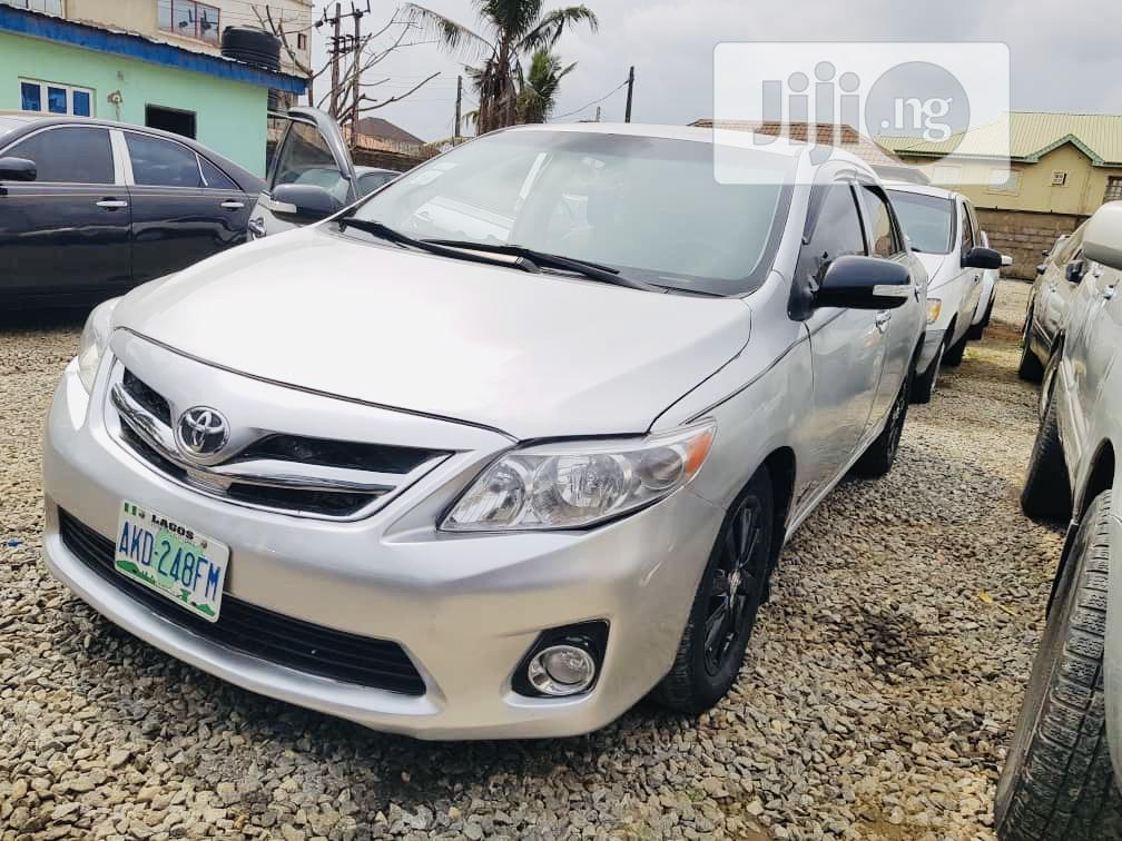 Toyota Corolla 2010 Silver In Ojodu Cars Peaceroad Autos Jiji Ng For Sale In Ojodu Buy Cars From Peaceroad Autos On Jiji Ng
