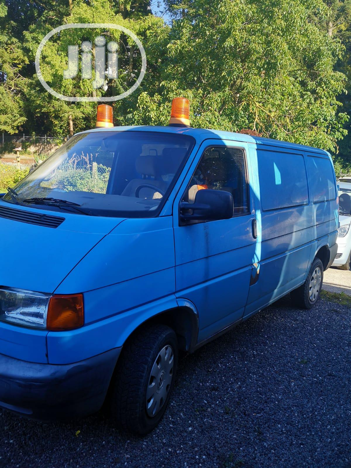 Blue 'tokunbo' Fiat Ducato | Buses & Microbuses for sale in Apapa, Lagos State, Nigeria