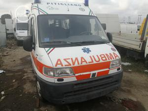 Fiat Ducato Ambulance White   Buses & Microbuses for sale in Lagos State, Apapa