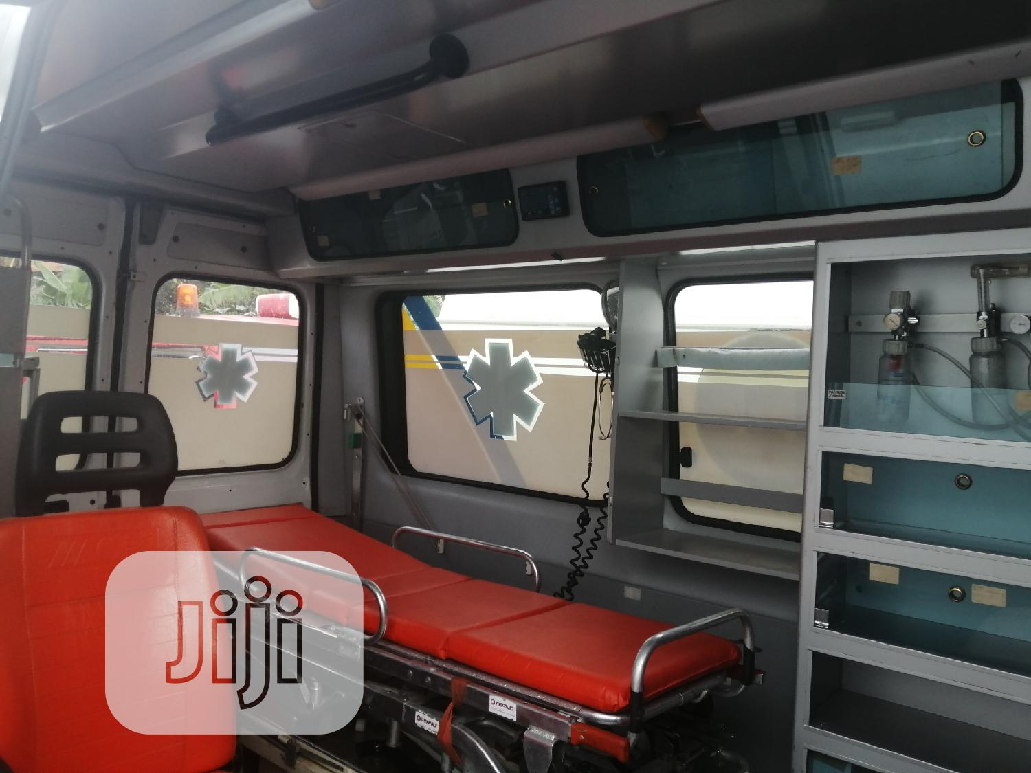 Fiat Ducato Ambulance 2002 | Buses & Microbuses for sale in Apapa, Lagos State, Nigeria