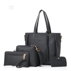 4 Sets Ladies Handbag- (LEATHER)   Bags for sale in Lagos State, Oshodi