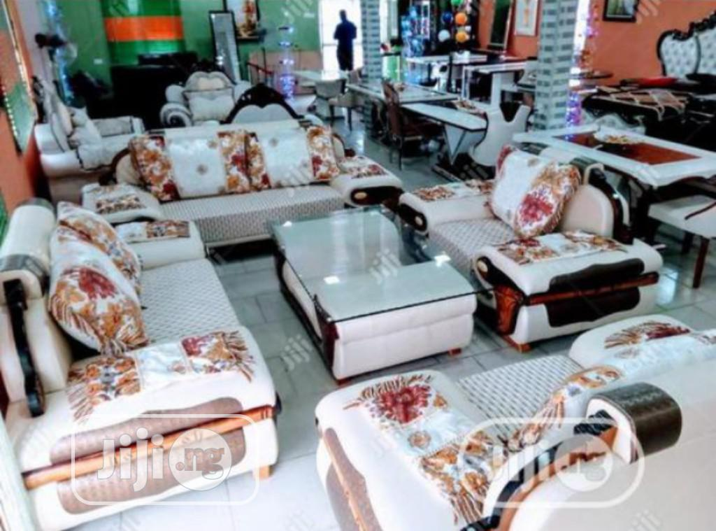 Archive: Complete Set Italian Sofa.